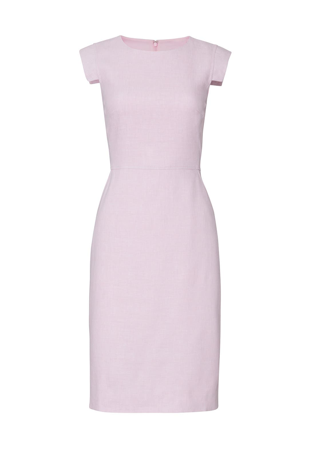 Pale Orchid Resume Dress By J Crew For 30 Rent The Runway