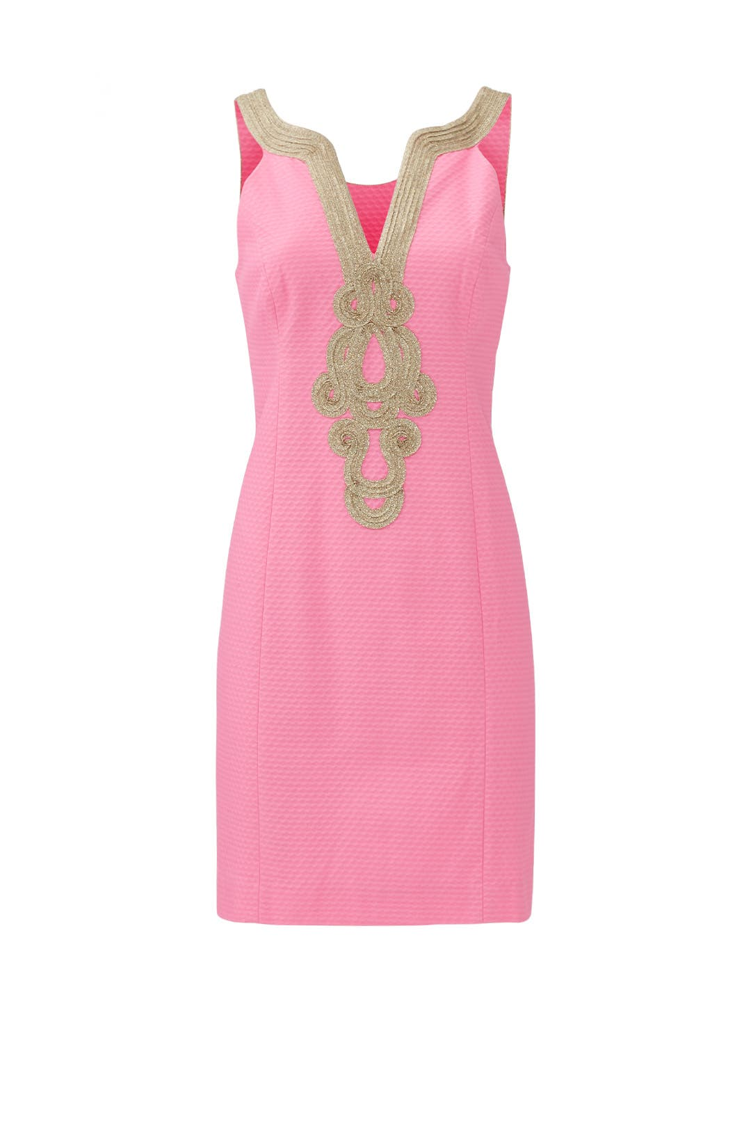 Pink Pout Emery Shift by Lilly Pulitzer