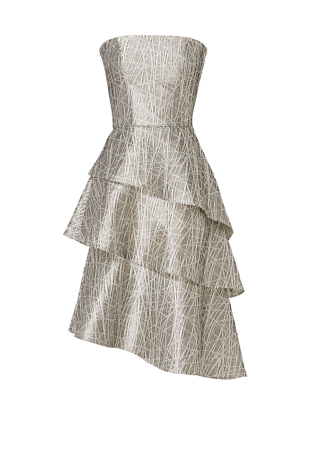 Ava Maria Cocktail Dress by MASON HOSKER for $95 - $110 | Rent the ...