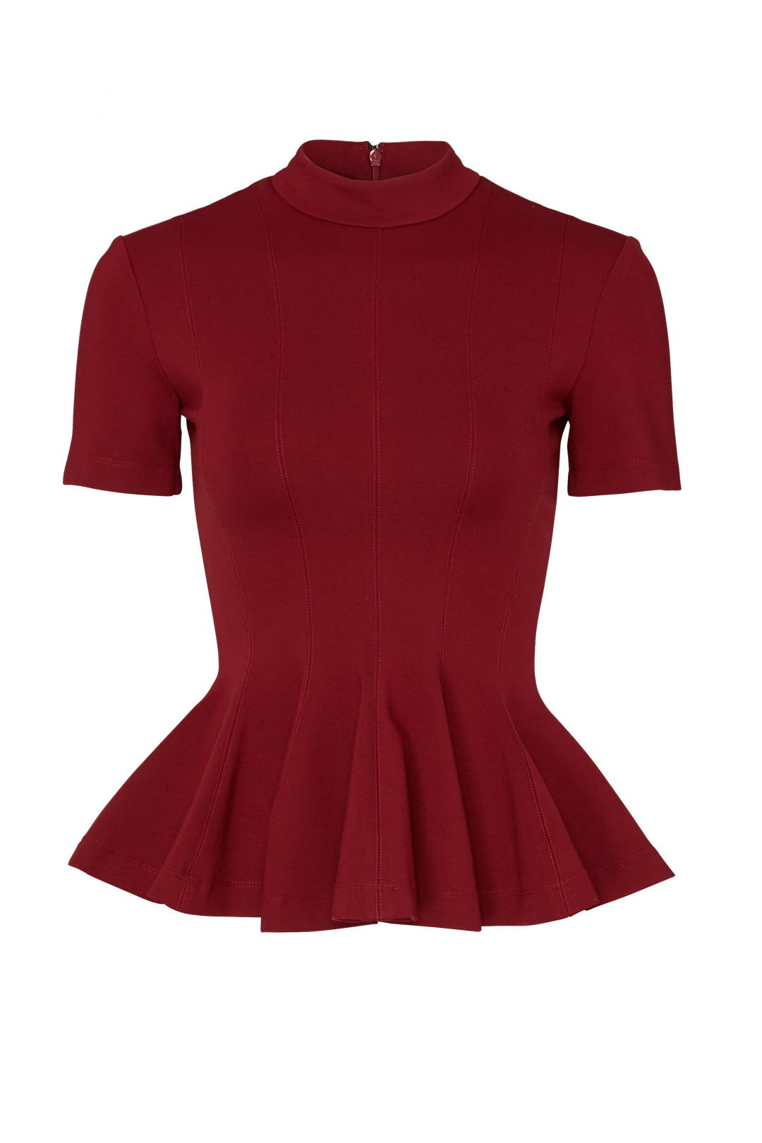 Tome Ponte For60Rent The By Burgundy Top Runway FT1JcKl3u