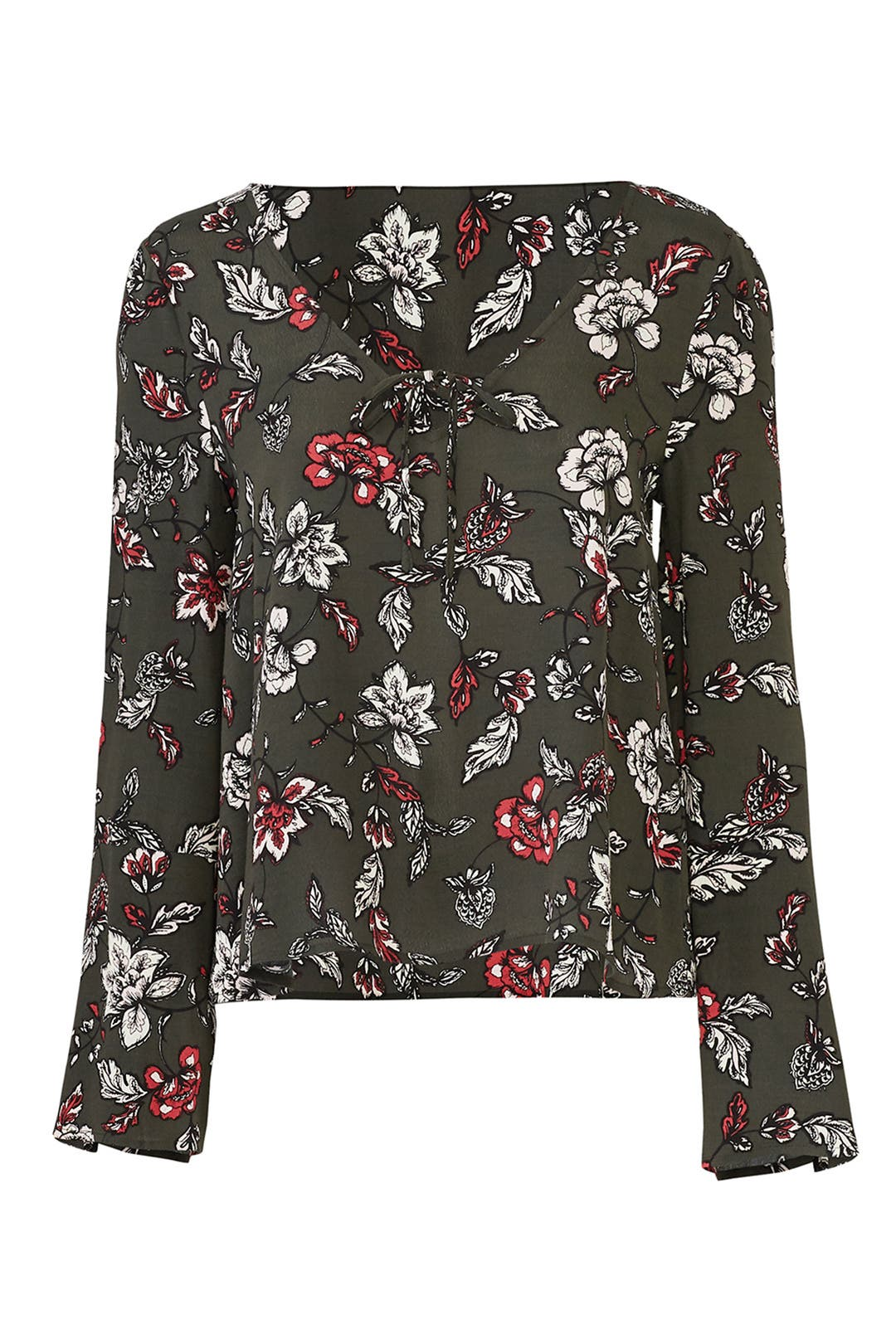 17a0c787c7fe Floral Jantel Blouse by cupcakes and cashmere for  30