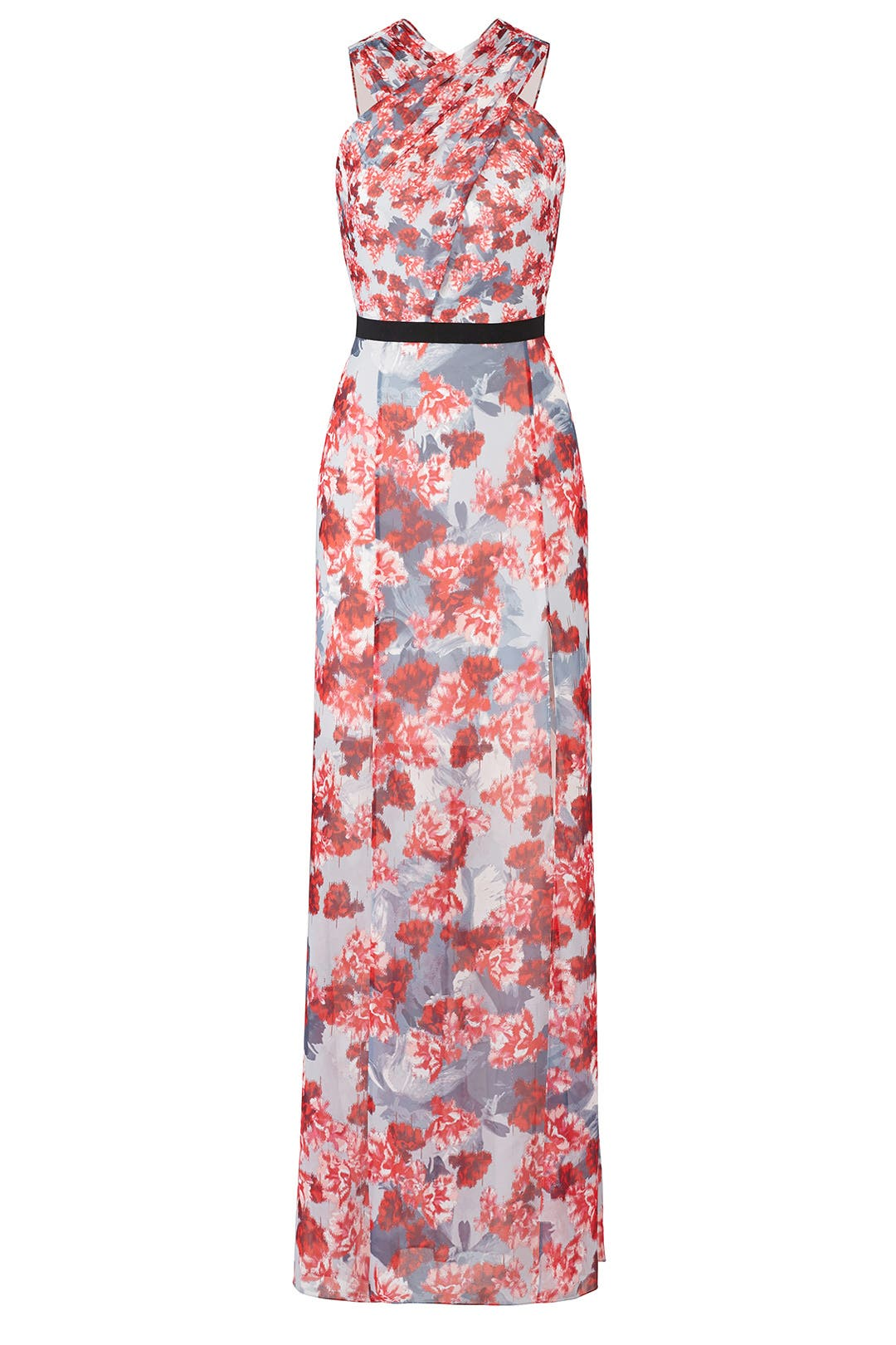 Red Floral Gown by Prabal Gurung for $85 - $105 | Rent the Runway