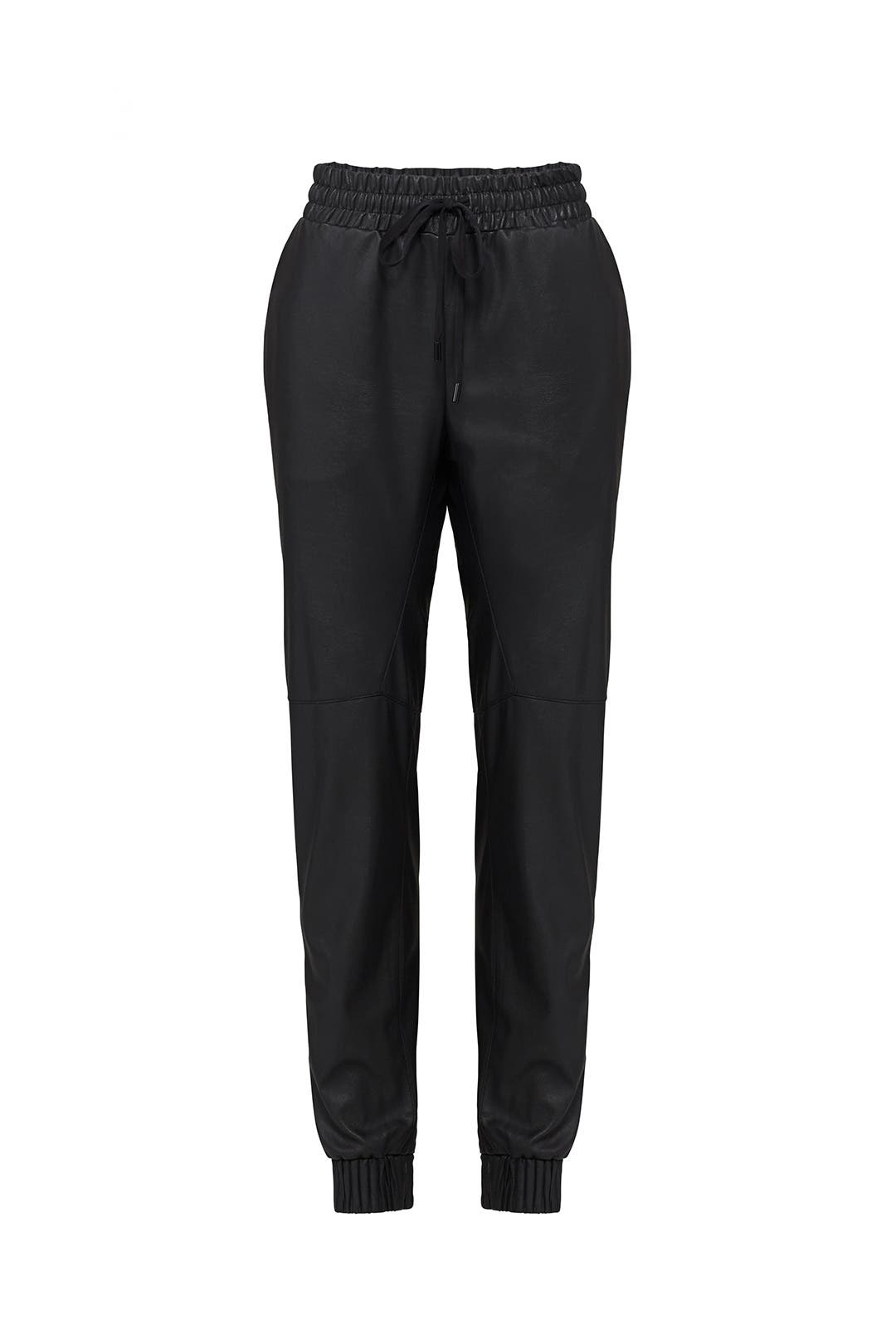 40db0021f0 Faux Leather Pants by Rebecca Taylor for $65 | Rent the Runway