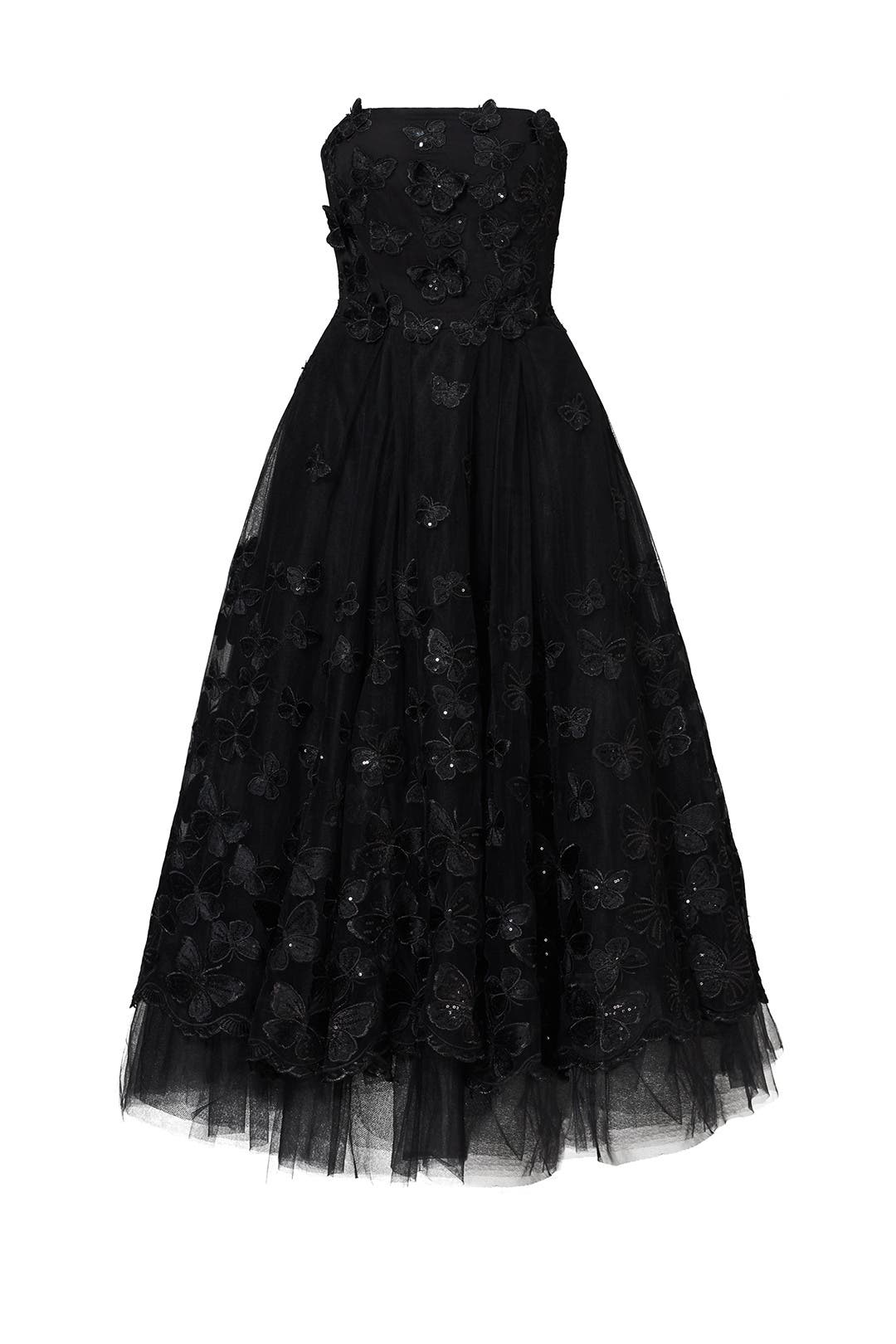 Closet Butterfly Dress - think this would be a good style for me, but would love a pop of color in it vs. just black and white. Closet Butterfly Dress - nice in any colour for spring or summer occasions as weddings, proms, parties. Bailey Butterfly Dress-butterfly, white, sun dress, dress, blue.