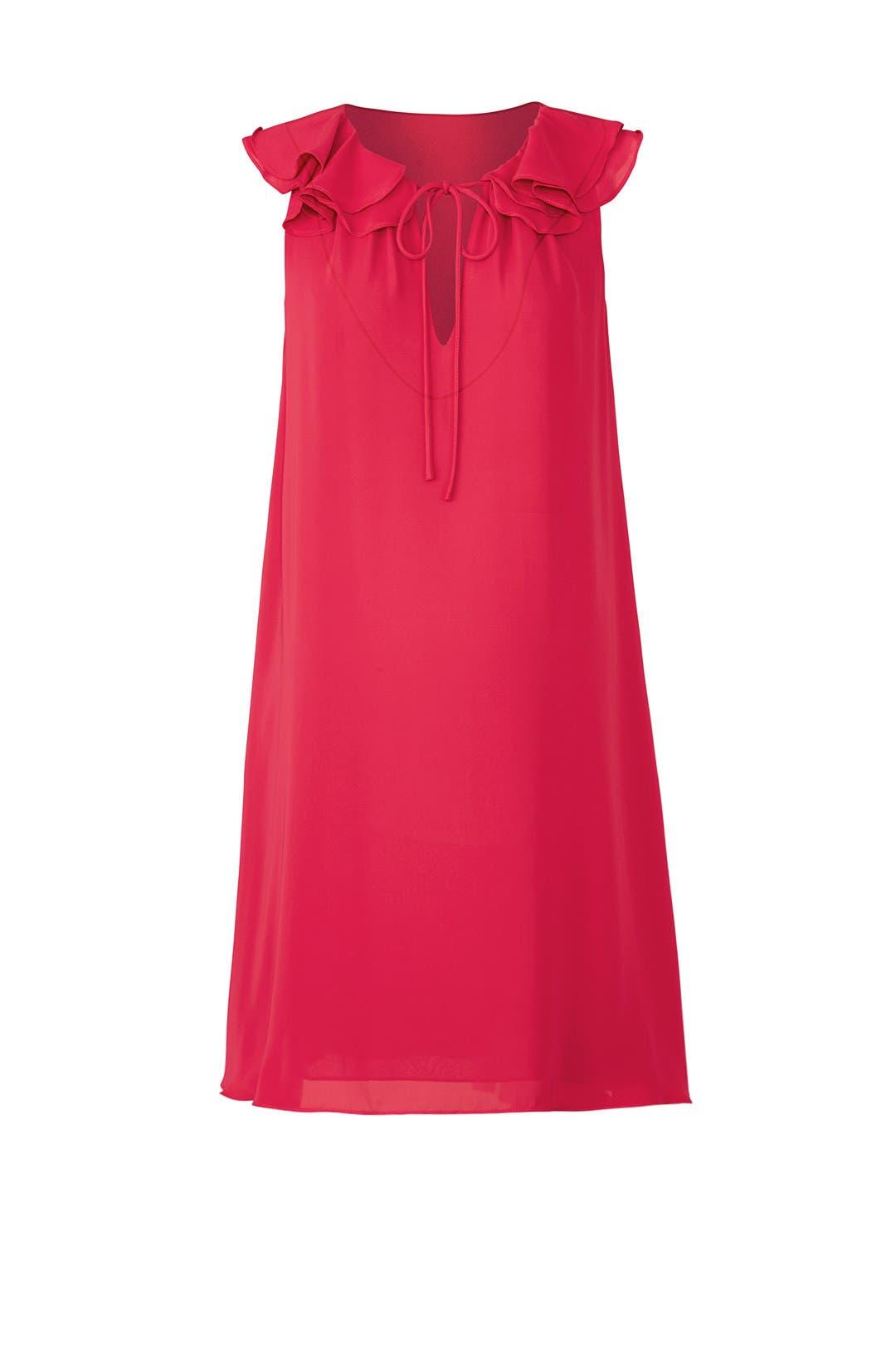 Designer maternity dresses apparel i rent the runway amanda uprichard pink flutter maternity dress ombrellifo Images