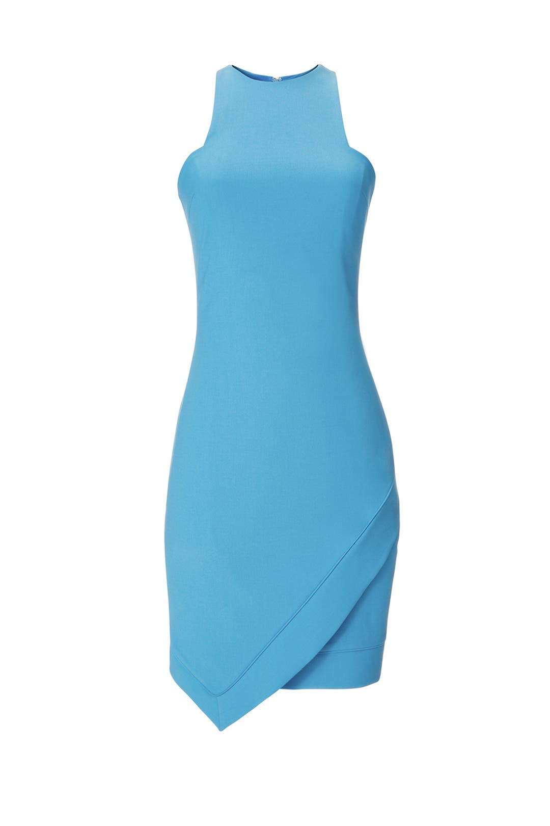 Blue Parrot Dress by Elizabeth and James for $35 - $50 | Rent the Runway
