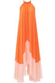 Orange Iris Maxi by SALONI