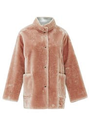Blush Culver Coat by Opening Ceremony