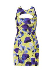 Indigoing Your Way Dress by Milly