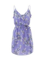Foxglove Silk Dress by Joie