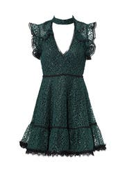 Green Lily Dress by Alexis
