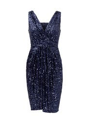 Midnight Glamour Dress by Badgley Mischka