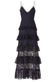 Iris Lace Gown by Nicholas