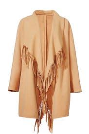 Fringe Coat by J.O.A.