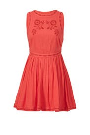 Coral Stitch Dress by Free People