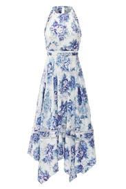 Porcelain Picnic Dress by ELLIATT