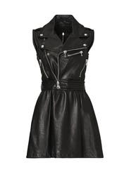 Biker Chic Dress by RED Valentino