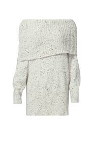 Porcelain Tweed Femie Sweater by Joie