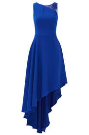 Indigo Lavelle Gown by Halston Heritage