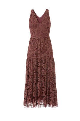 Madelyn Midi Dress by Dress The Population
