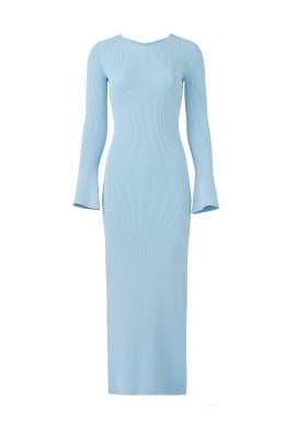 Blue Windward Circle Dress by Ali & Jay