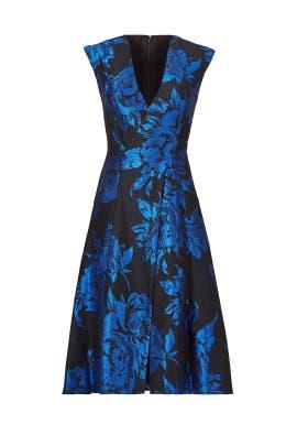 Secret Garden Dress by Badgley Mischka