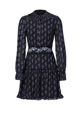 Paisley Shaza Mini Dress by Raoul