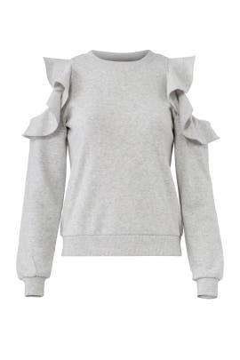 Gracie Sweatshirt  by Rebecca Minkoff