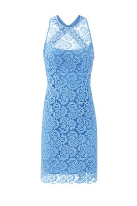 Blue Sultry Sheath by Nanette Lepore