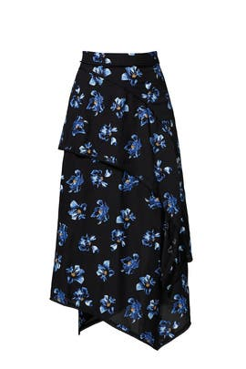 Floral Fields Skirt by Proenza Schouler