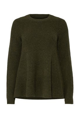 Trapeze Sweater by Jason Wu Grey