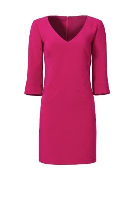 Pink Silvia Dress  by Trina Turk