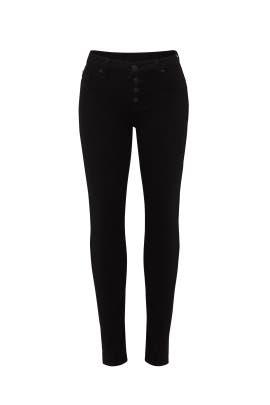 Ciara Button Jeans by Hudson