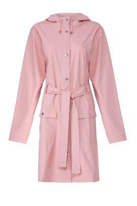 Rose Curve Jacket by RAINS