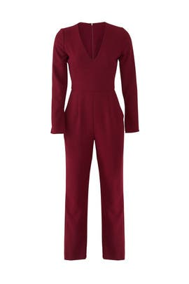 Sambora Jumpsuit by Black Halo