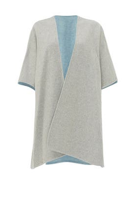 Salma Cape Coat by Derek Lam 10 Crosby