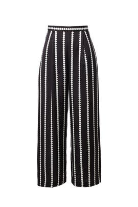 Black Dot Culottes by FINDERS KEEPERS