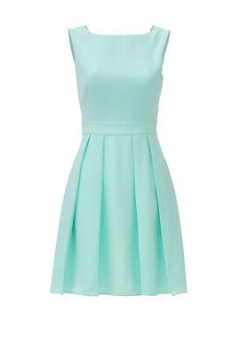 Mint Bow Back Dress by kate spade new york