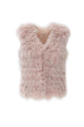 Pink Ada Vest by Adrienne Landau