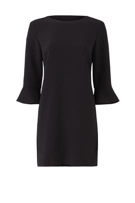 Black Matilda Dress by Cooper & Ella