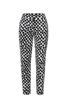 Printed Moss Pants by Trina Turk