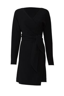 Draped Wrap Dress by Diane von Furstenberg
