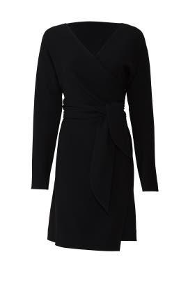 Draped Wrap Dress by Diane von Furstenberg