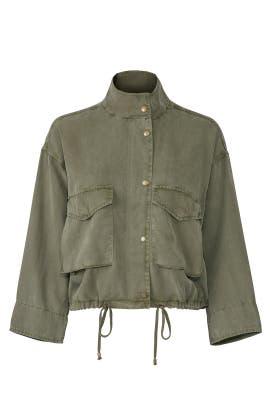 Wilder Tencel Jacket by Splendid