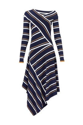 Montauk Midi Dress by Cedric Charlier