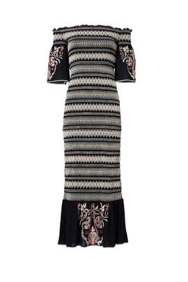 Nicolette Dress by Rachel Zoe