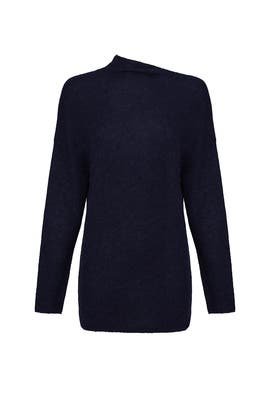 Blue Brady Sweater by Elizabeth and James