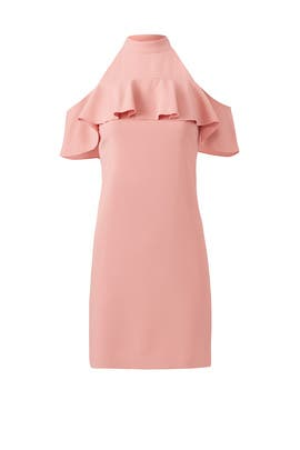 Pink Laelia Dress by Trina Turk