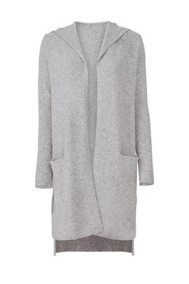 Elephant Hooded Duster by BROWN ALLAN