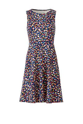 Fiesta And Scatter Ava Dress by Leota